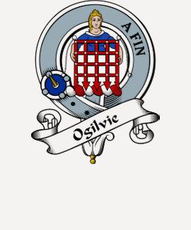 Ogilvie Clan Badge Shirts