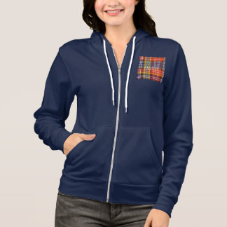 Ogilvie clan Plaid Scottish tartan Hoodie