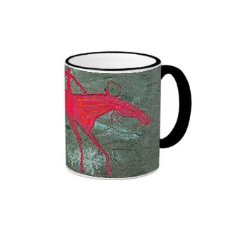 Oglakhty Horse Mugs