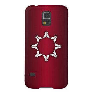 Oglala Lakota Flag Case For Galaxy S5