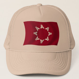 Oglala Lakota Flag Hat