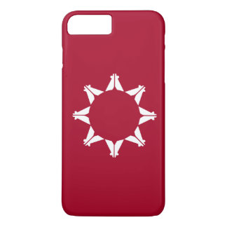 Oglala Lakota Flag iPhone 8 Plus/7 Plus Case