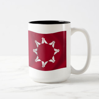Oglala Lakota Flag Mug