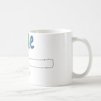 ogle_am i afortunado taza de café