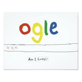 ogle_am i lucky card