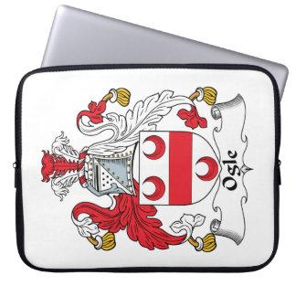 Ogle Family Crest Computer Sleeves