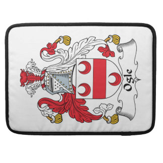 Ogle Family Crest Sleeve For MacBook Pro