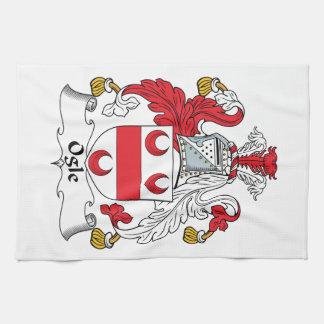 Ogle Family Crest Towel