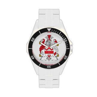 Ogle Family Crest Wrist Watch