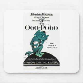 Ogo-Pogo, el Fox-Trote divertido, ShukerNature Tapete De Raton