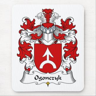 Ogonczyk Family Crest Mouse Pad