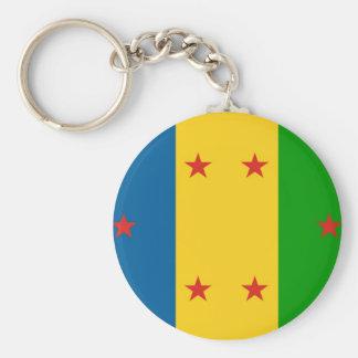 ogoni people ethnic flag nigeria country minority key chains