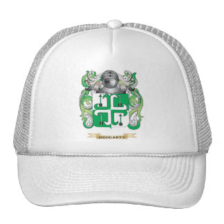 O'Gorman Coat of Arms (Family Crest) Mesh Hat