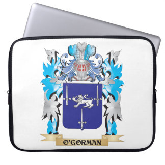 O'Gorman Coat of Arms - Family Crest Computer Sleeve