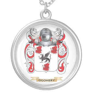O'Gorman Coat of Arms (Family Crest) Personalized Necklace