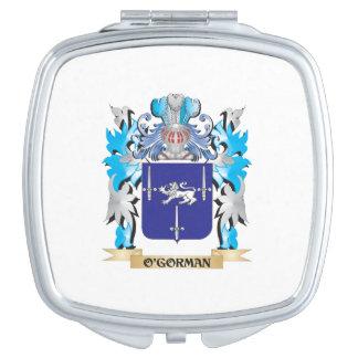 O'Gorman Coat of Arms - Family Crest Vanity Mirror