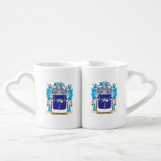 O'Gorman Coat of Arms - Family Crest Couple Mugs