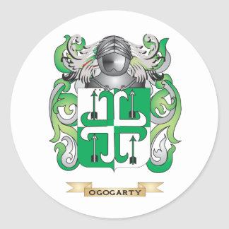 O'Gorman Coat of Arms (Family Crest) Stickers