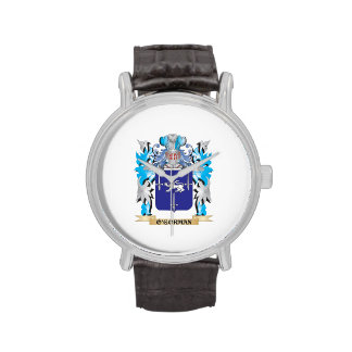 O'Gorman Coat of Arms - Family Crest Wristwatches