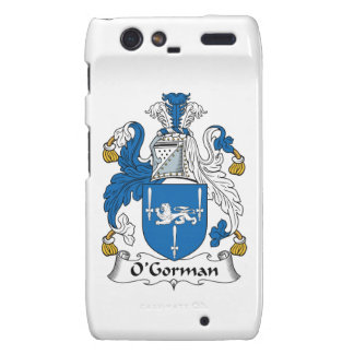 O'Gorman Family Crest Droid RAZR Cover