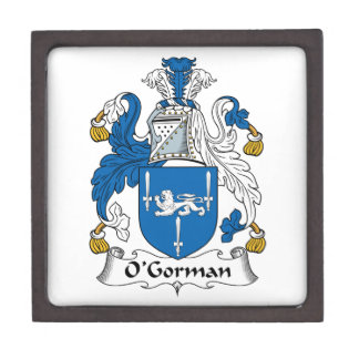 O'Gorman Family Crest Gift Box