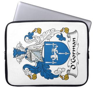 O'Gorman Family Crest Laptop Sleeves