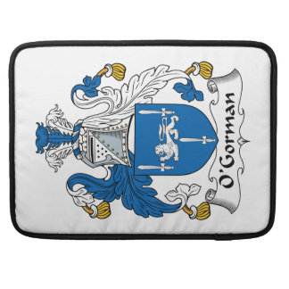 O'Gorman Family Crest MacBook Pro Sleeve