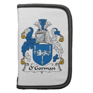 O'Gorman Family Crest Folio Planners