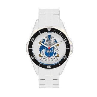 O'Gorman Family Crest Wrist Watches