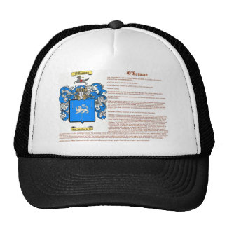 o'gorman (meaning) hat