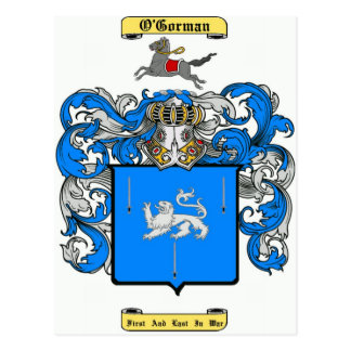 o'gorman post card