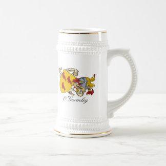 O'Gormley Family Crest Mug