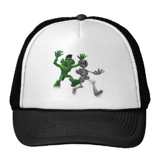 Ogre And Knight Trucker Hat
