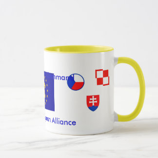 OGRE Pan Euro Alliance Mug