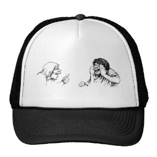 ogre-pictures-4 trucker hat