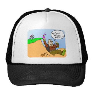 Ogre tricks Knight Trucker Hat