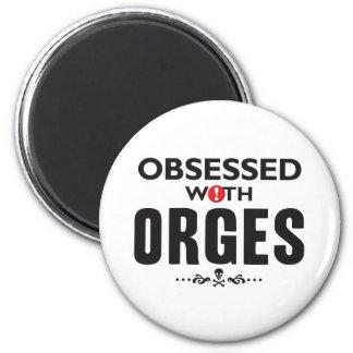 Ogres Obsessed Magnets