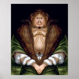 Ogress Queen Poster