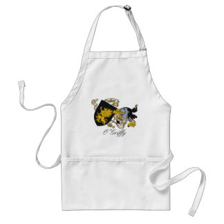 O'Griffy Family Crest Apron