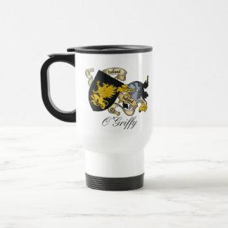 O'Griffy Family Crest Coffee Mug