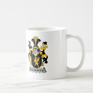 O'Griffy Family Crest Coffee Mugs