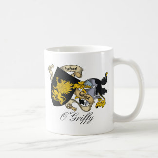 O'Griffy Family Crest Mug