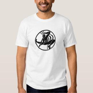 Ogum, Orixa of Iron T Shirt