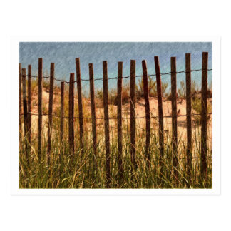 Ogunquit Beach, Maine USA Postcard