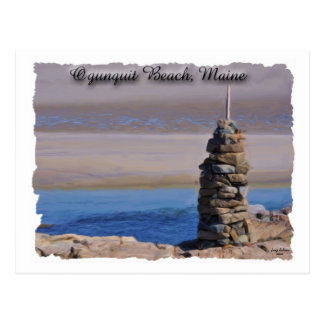 Ogunquit Beach Tower Postcard