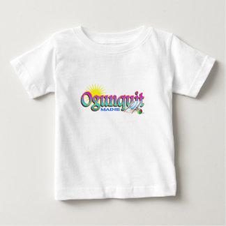 Ogunquit Maine Baby T-Shirt