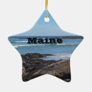 Ogunquit,Maine Ceramic Ornament