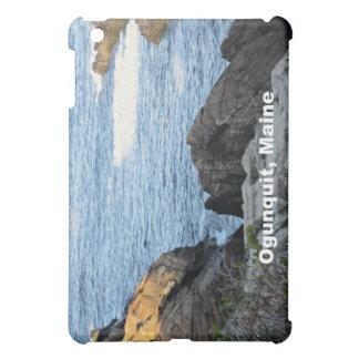 Ogunquit, Maine's rocky coastline iPad Mini Cover