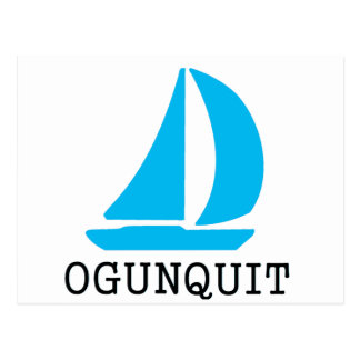 Ogunquit Postcard