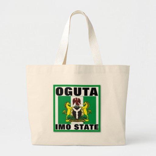 Oguta, Imo State, Nigeria T-Shirt Tote Bags
